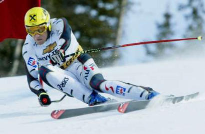 Hermann Maier Ski