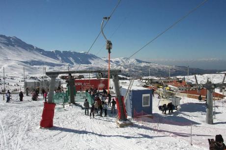 SKI.BG > SKI in Bulgaria > Lebanon start the skiing season